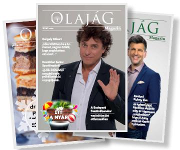 Olajág Magazin – 2018 Nyár