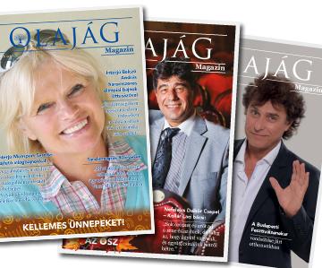 Olajág Magazin – 2018 Tél