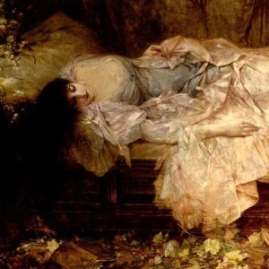 Franciszek_Zmurko_-_Lady_sleeping