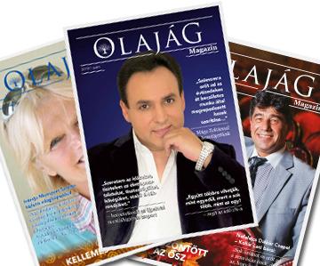 Olajág Magazin – 2019 Tavasz