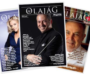 Olajág Magazin – 2020 Nyár